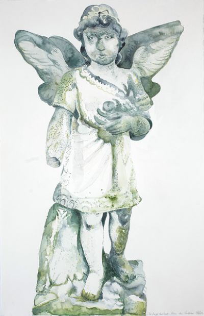 The Angel That Looks After the Children 2009 by Karyn Lindner
